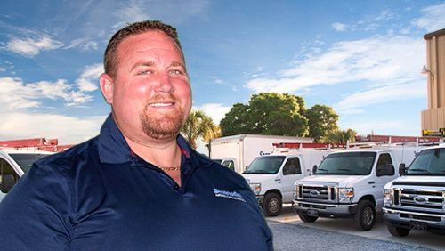 Owner of Sean McCutcheon's Air Conditioning and Heating Sarasota